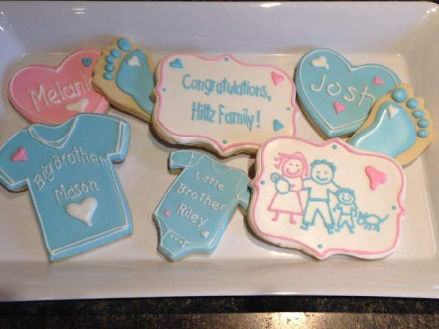 Congratulations Baby Set