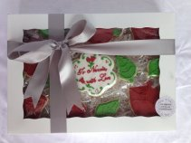 Packaged cookies!