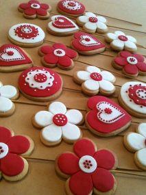 Inspiration 2015 Valentines Cookies
