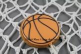 Basketball Cookie Pop