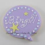 Bingo Speech Bubble Font 1