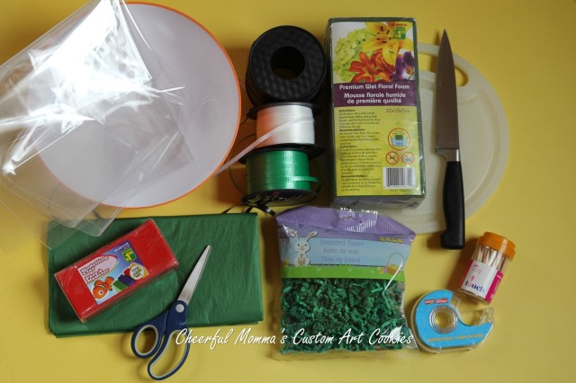 Cookie Bouquet Items
