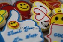 Doctor Cookies 3 by Cheerful Momma's Custom Art Cookies