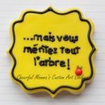 Thank You Teacher Plaque 2