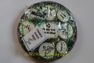 Packaged Soccer Cookies