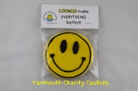 Have a Great Day Packaged Single Cookie by Yarmouth Charity Cookies