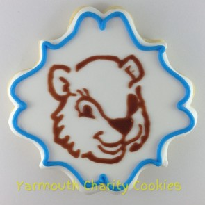 Gopher Cookie 2 by Yarmouth Charity Cookies