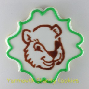 Gopher Cookie by Yarmouth Charity Cookies